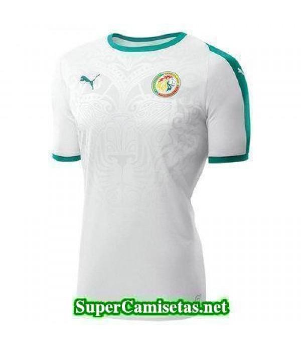 Primera Equipacion Camiseta Senegal Copa Mundial 2018