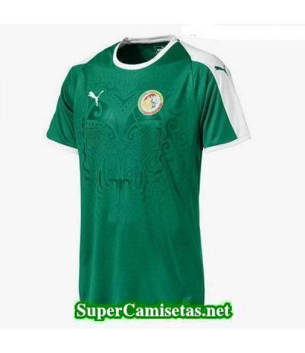Segunda Equipacion Camiseta Senegal Copa Mundial 2018