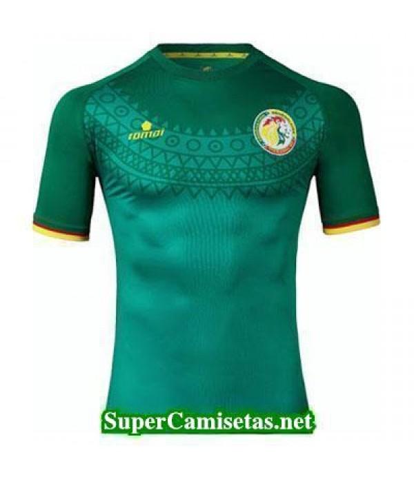 Tailandia Primera Equipacion Camiseta Senegal 2016/17