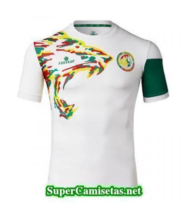 Tailandia Segunda Equipacion Camiseta Senegal 2016/17