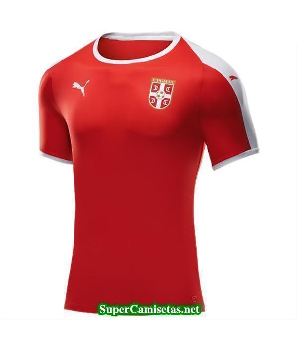 Primera Equipacion Camiseta Serbia Copa Mundial 2018
