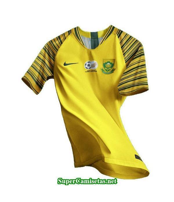Primera Equipacion Camiseta Sudafrica Mujer Copa Mundial 2019