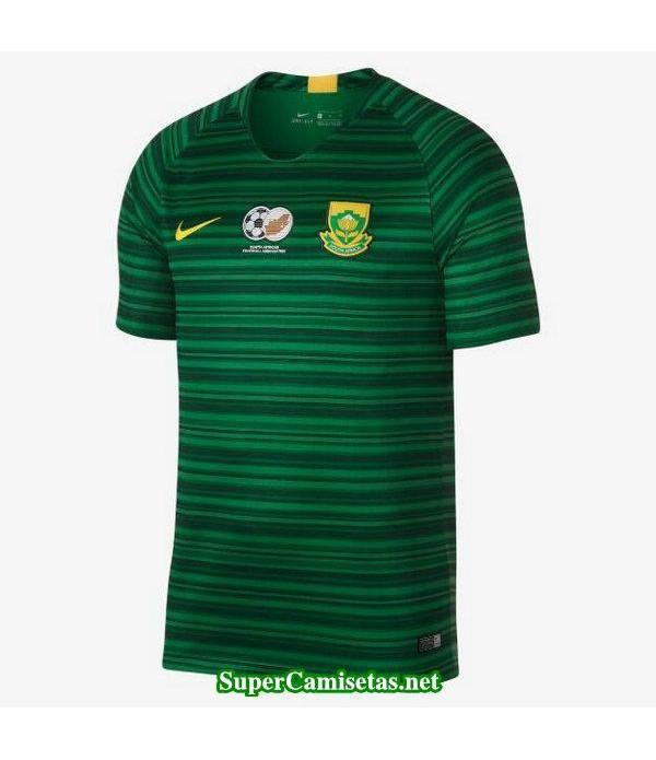 Segunda Equipacion Camiseta Sudafrica Mujer Copa Mundial 2019
