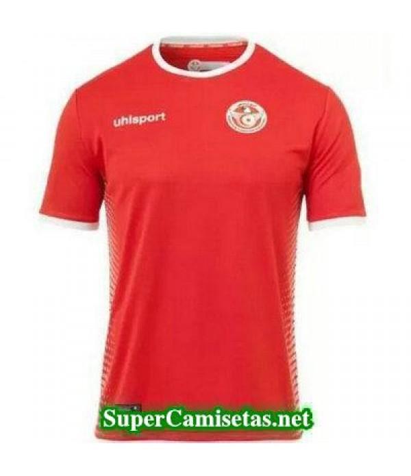 Segunda Equipacion Camiseta Tunez Copa Mundial 2018