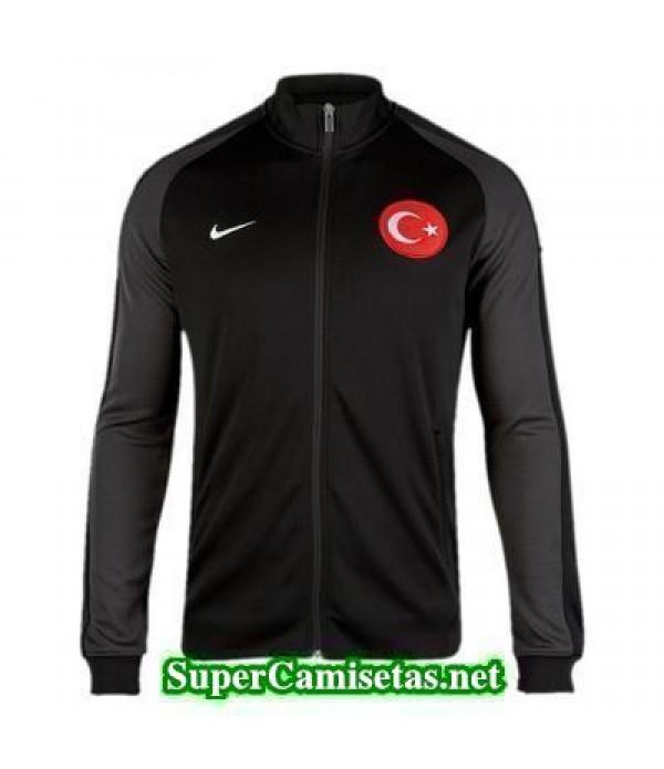 Chaquetas Turquia Negro 2016 2017 baratas