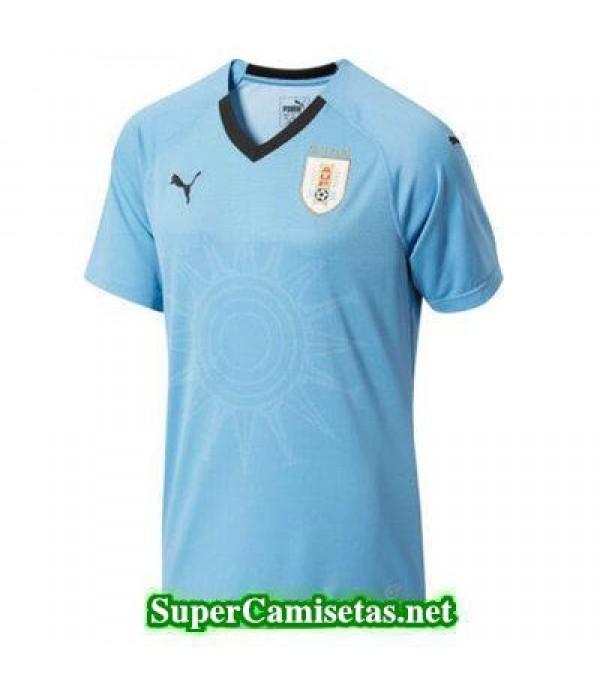 Primera Equipacion Camiseta Uruguay Copa Mundial 2018