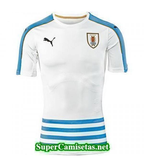 Segunda Equipacion Camiseta Uruguay 2016/17
