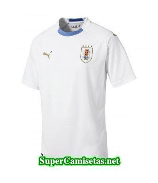 Segunda Equipacion Camiseta Uruguay Copa Mundial 2018