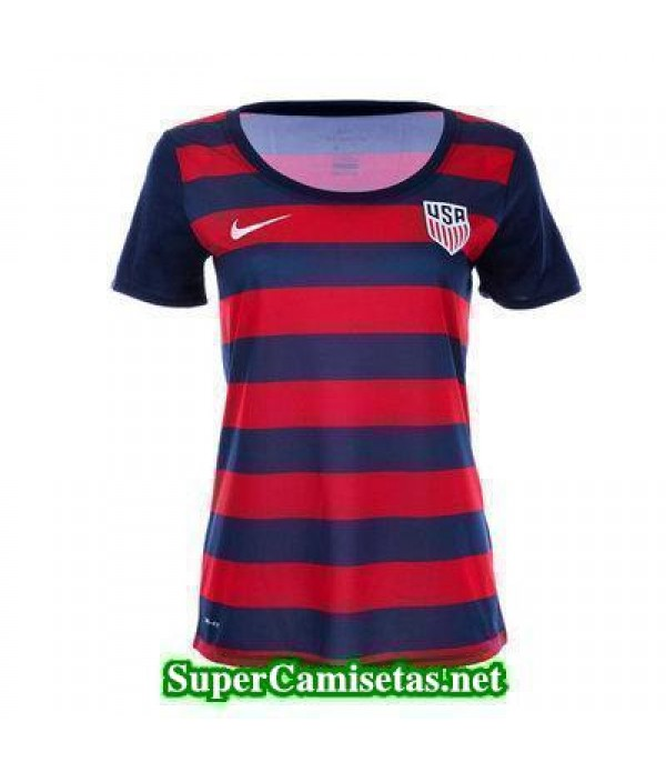 Camiseta USA Mujer Copa de oro 2017/18