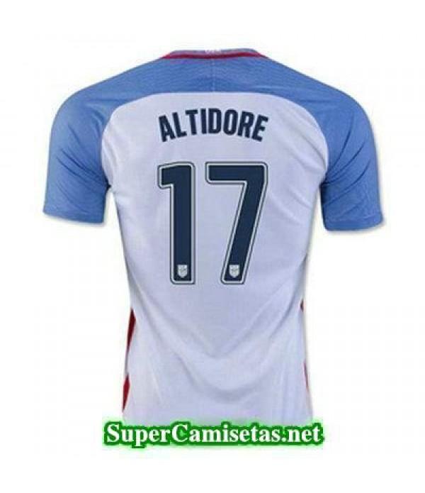 Primera Equipacion Camiseta USA ALTIDORE Copa America 2016