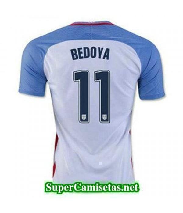 Primera Equipacion Camiseta USA BEDOYA Copa America 2016