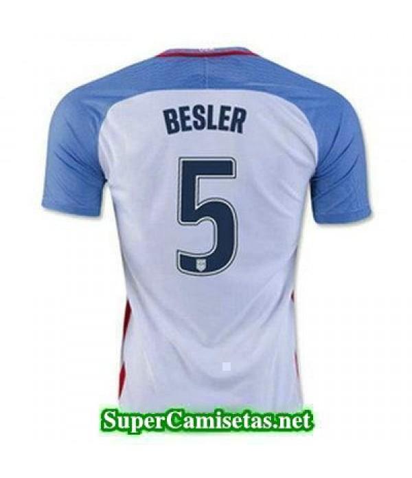 Primera Equipacion Camiseta USA BESLER Copa America 2016