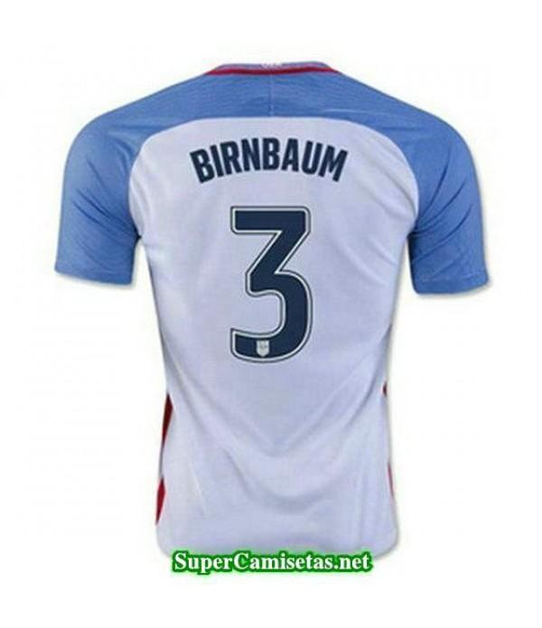 Primera Equipacion Camiseta USA BIRNBAUM Copa America 2016