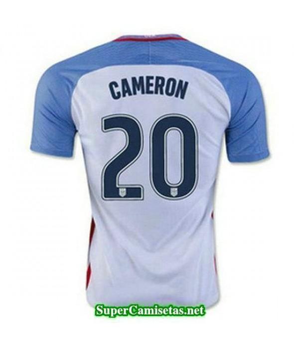 Primera Equipacion Camiseta USA CAMERON Copa America 2016