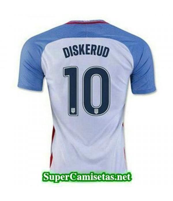 Primera Equipacion Camiseta USA DISKERUD Copa America 2016