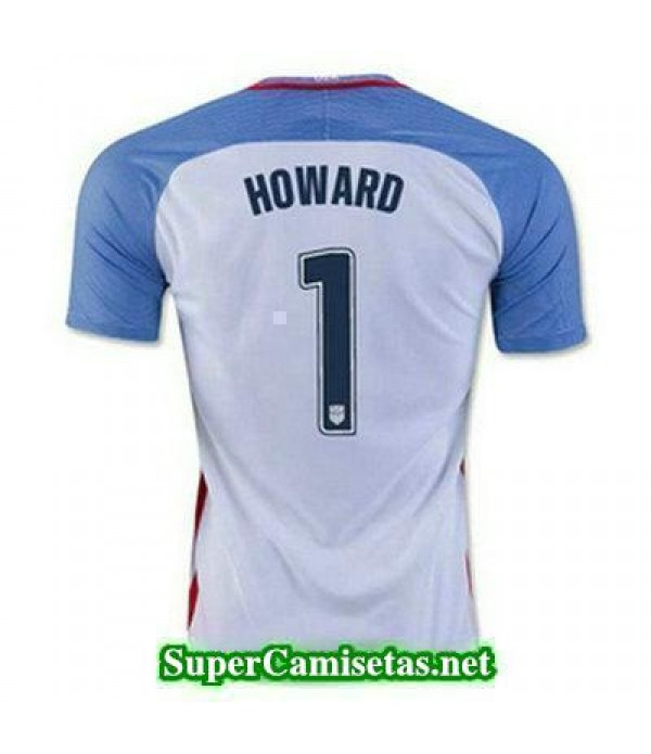 Primera Equipacion Camiseta USA HOWARD Copa America 2016