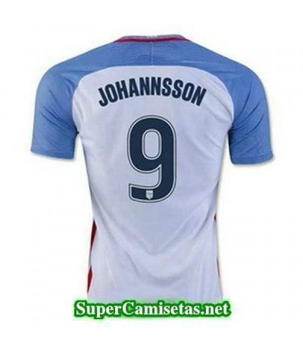 Primera Equipacion Camiseta USA JOHANNSSON Copa America 2016