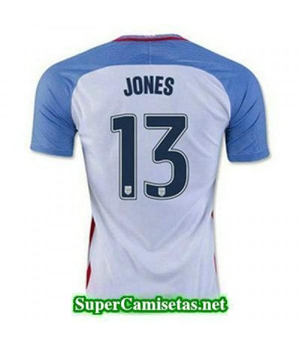 Primera Equipacion Camiseta USA JONES Copa America 2016