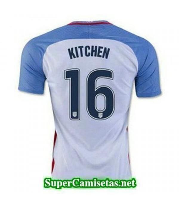 Primera Equipacion Camiseta USA KITCHEN Copa America 2016