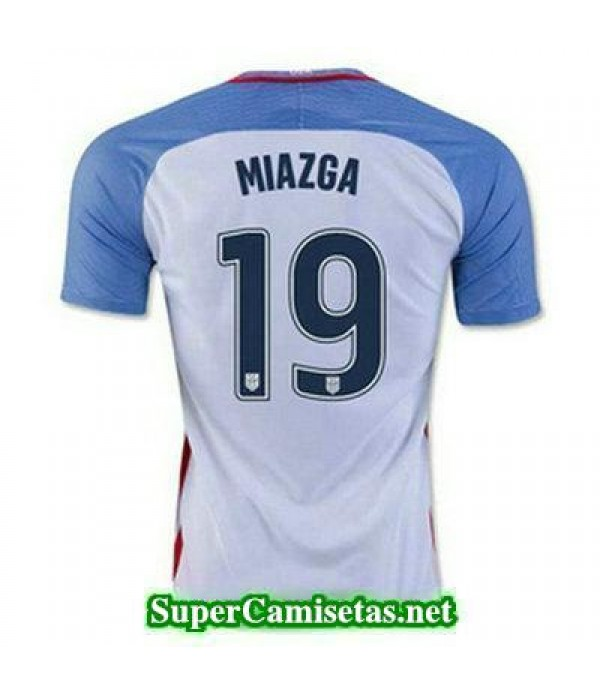 Primera Equipacion Camiseta USA MIAZGA Copa America 2016