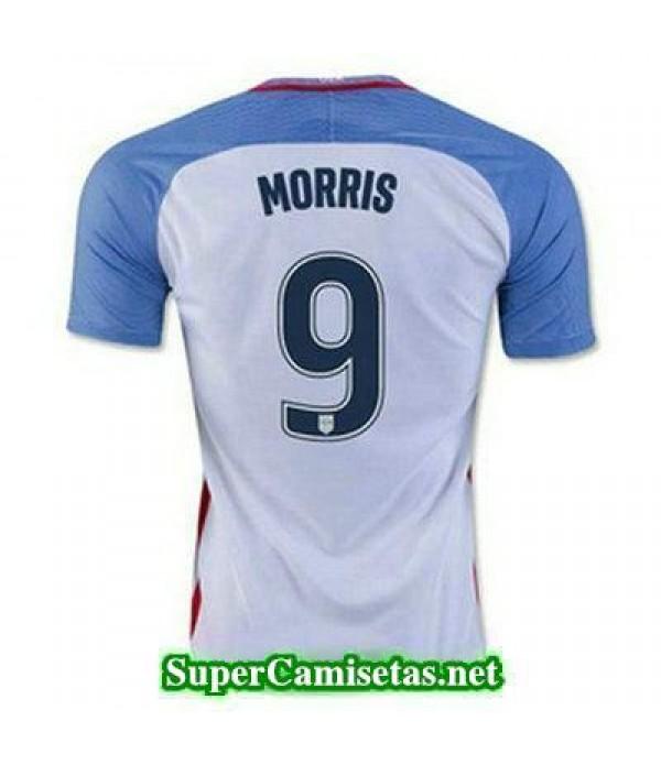 Primera Equipacion Camiseta USA MORRIS Copa America 2016