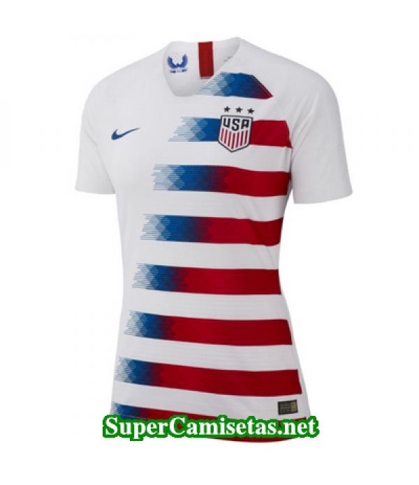 Primera Equipacion Camiseta USA Mujer 2018 2019