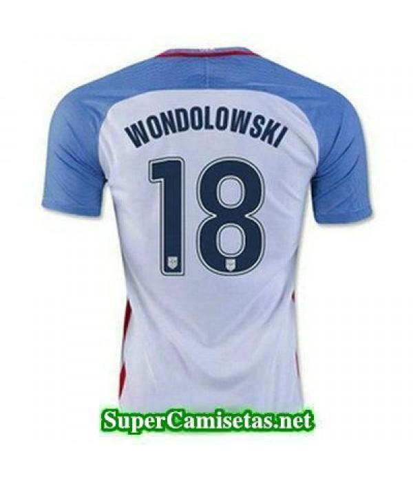 Primera Equipacion Camiseta USA WONDOLOWSKI Copa America 2016