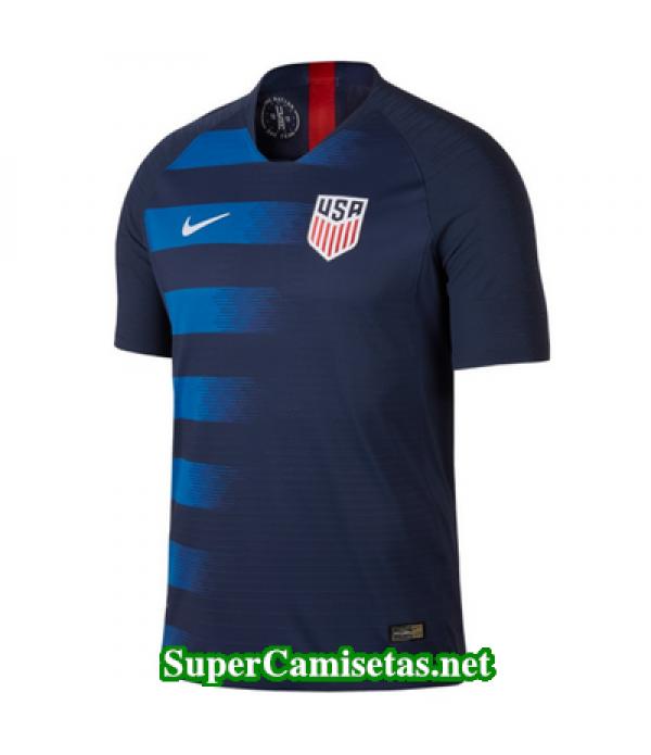 Segunda Equipacion Camiseta USA 2018 2019