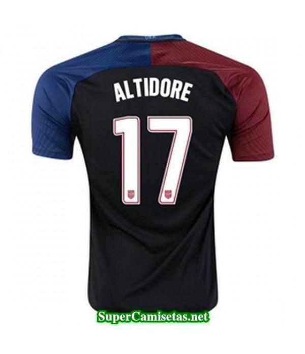Segunda Equipacion Camiseta USA ALTIDORE Copa America 2016
