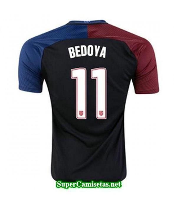 Segunda Equipacion Camiseta USA BEDOYA Copa America 2016