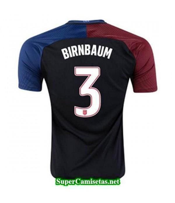 Segunda Equipacion Camiseta USA BIRNBAUM Copa America 2016