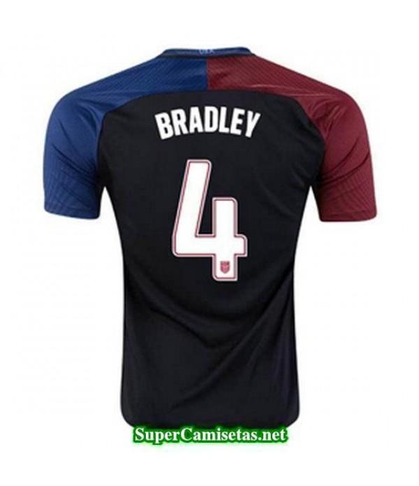 Segunda Equipacion Camiseta USA BRADLEY Copa America 2016