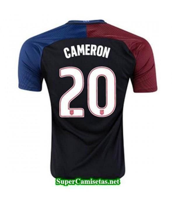 Segunda Equipacion Camiseta USA CAMERON Copa America 2016