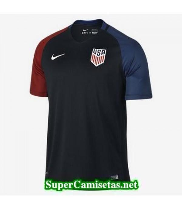 Segunda Equipacion Camiseta USA Copa America 2016