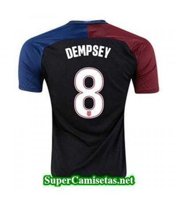 Segunda Equipacion Camiseta USA DEMPSEY Copa America 2016