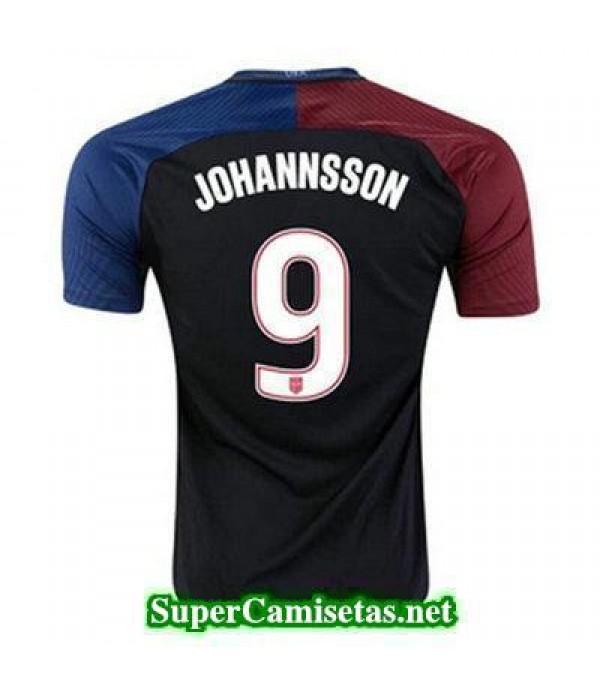 Segunda Equipacion Camiseta USA JOHANNSSON Copa America 2016