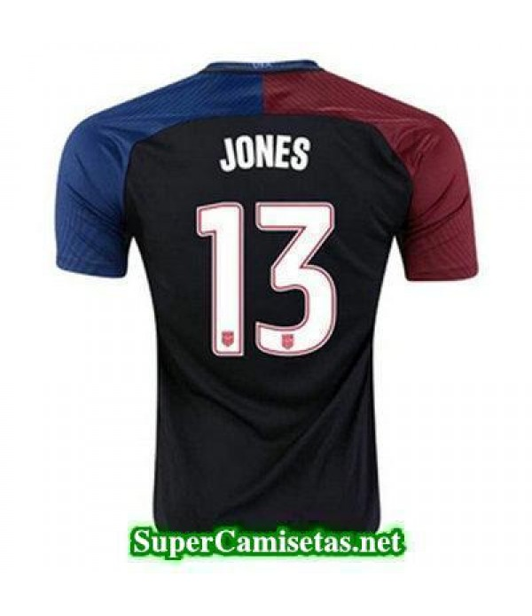 Segunda Equipacion Camiseta USA JONES Copa America 2016