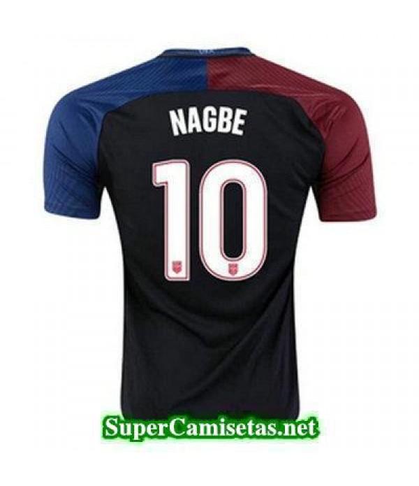 Segunda Equipacion Camiseta USA NAGBE Copa America 2016