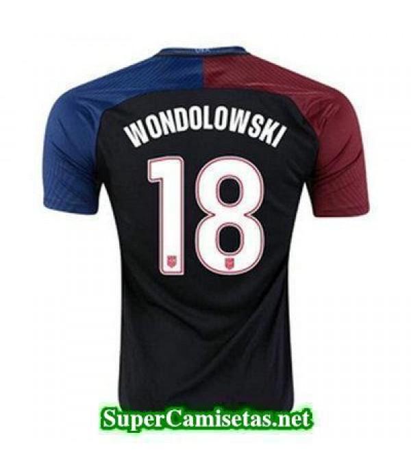 Segunda Equipacion Camiseta USA WONDOLOWSKI Copa America 2016