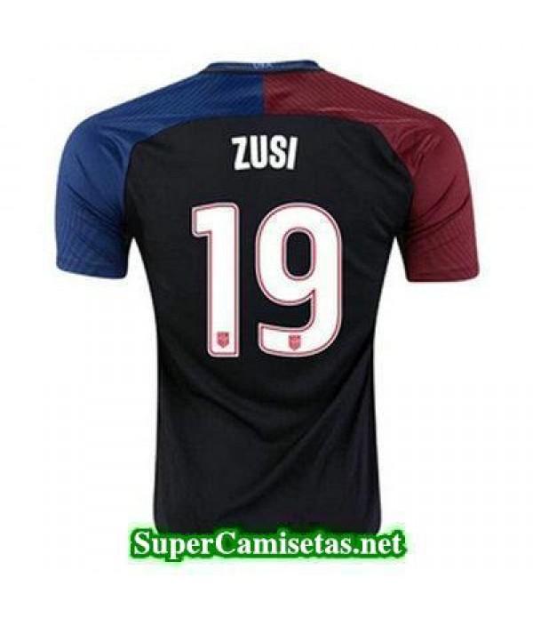 Segunda Equipacion Camiseta USA ZUSI Copa America 2016