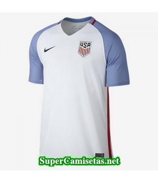 Tailandia Primera Equipacion Camiseta USA Copa America 2016