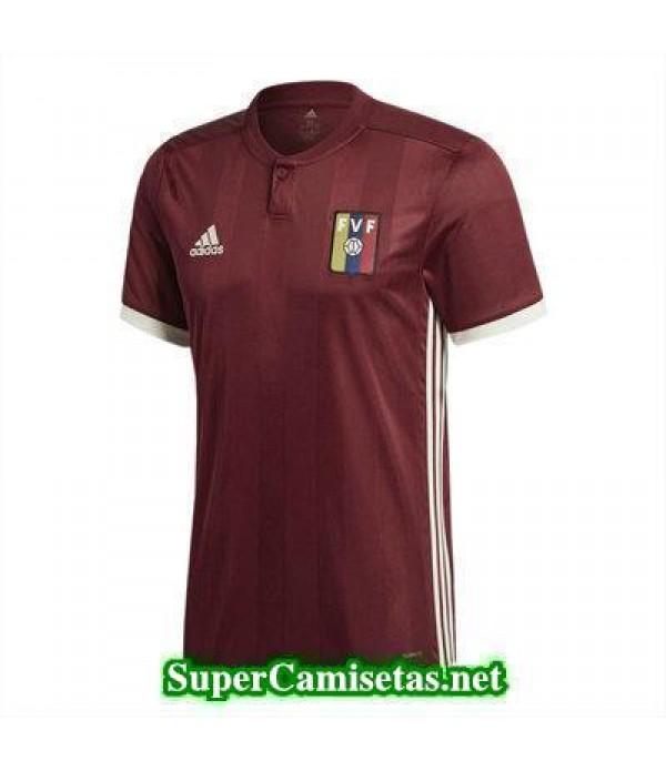 Primera Equipacion Camiseta Venezuela Copa Mundial 2018