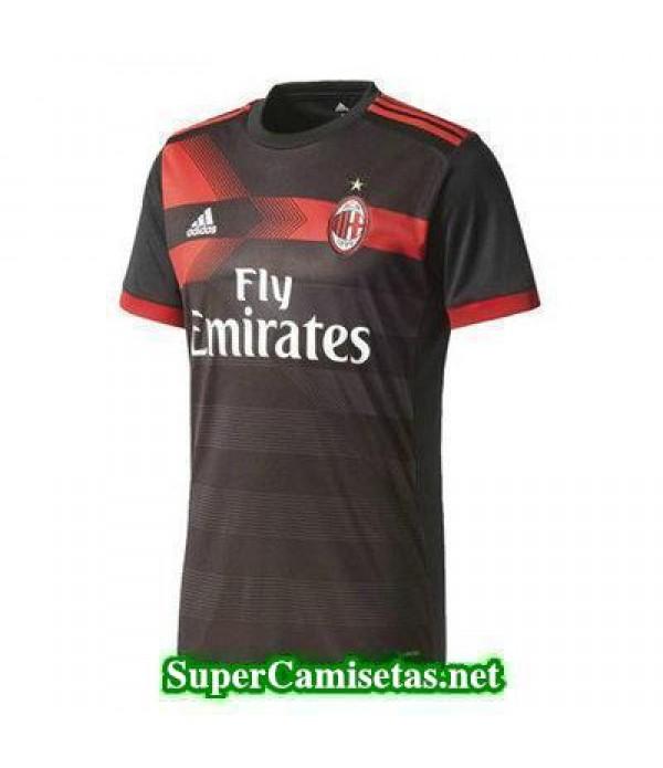 Tercera Equipacion Camiseta AC Milan 2017/18