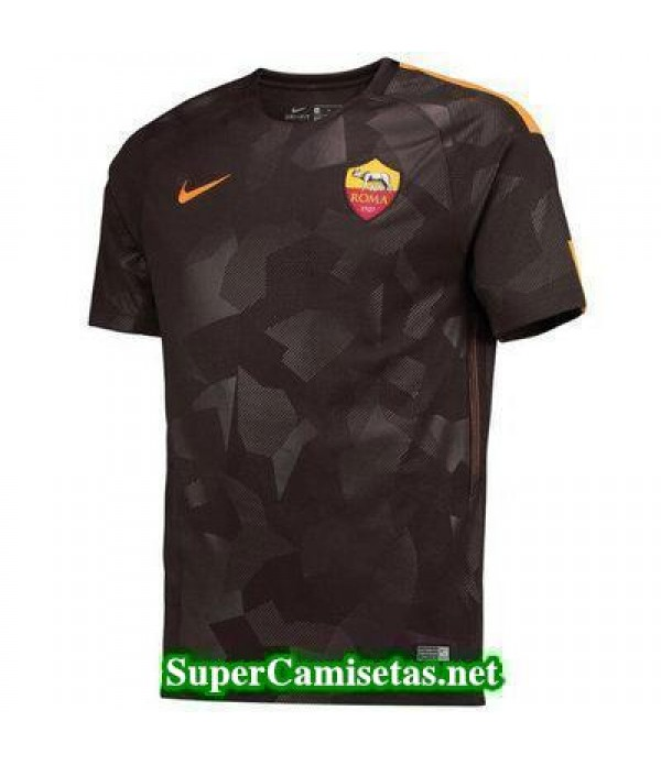 Tercera Equipacion Camiseta As Roma 2017/18