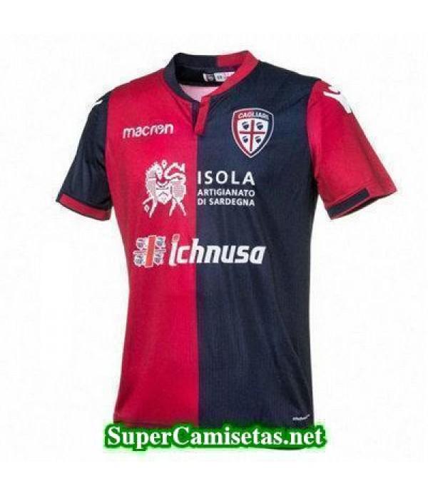 Primera Equipacion Camiseta Cagliari Calcio 2017/18