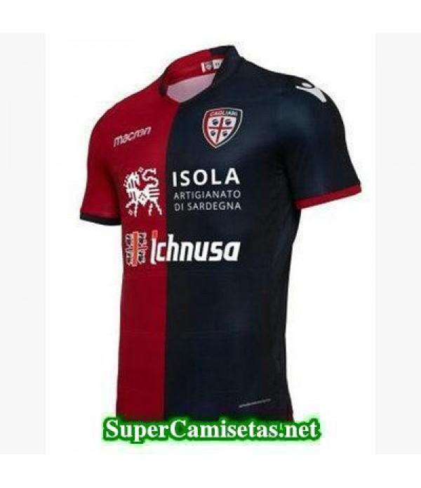 Primera Equipacion Camiseta Cagliari Calcio 2018/19