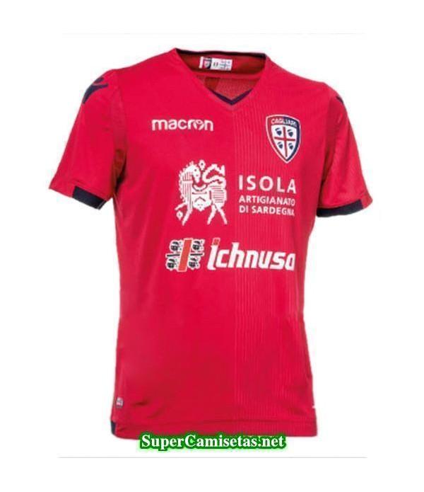 Tercera Equipacion Camiseta Cagliari Calcio 2017/18