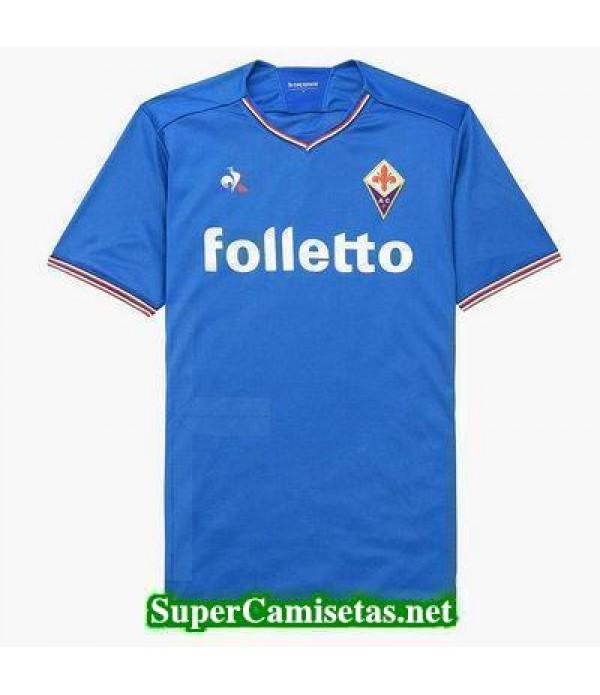 Segunda Equipacion Camiseta Fiorentina azul 2017/18