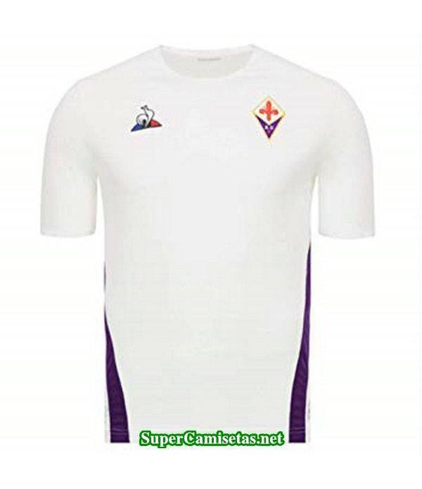 Segunda Equipacion Camiseta Fiorentina Blanco 2018/19