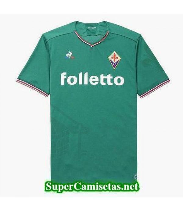 Segunda Equipacion Camiseta Fiorentina verde 2017/18